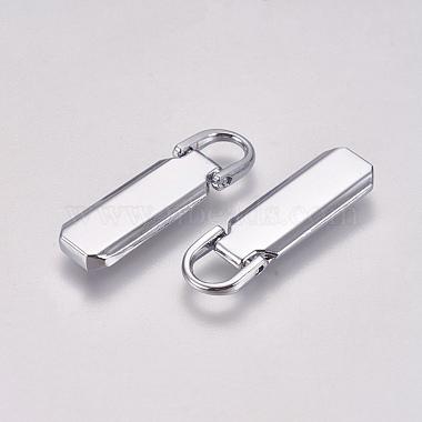 Alloy Zipper Puller(PALLOY-WH0065-14A-03)-2