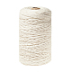 Cotton String Threads for Jewelry Making(OCOR-WH0030-02B)-1