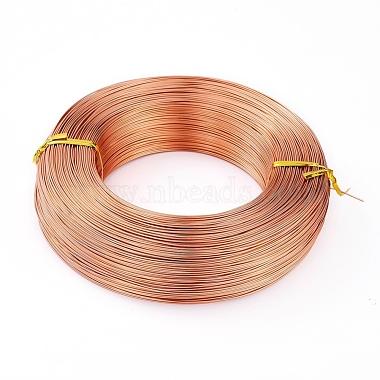 1mm NavajoWhite Aluminum Wire