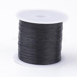 рыболовное нить из нейлона провода, черный, 0.3 мм; о 60 м / рулон(NWIR-G015-0.3mm-04)