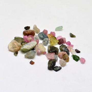 2mm Chip Tourmaline Beads