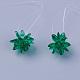 Glass Woven Beads(EGLA-L014-21O)-2