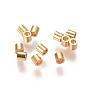 Golden Column Stainless Steel Spacer Beads(STAS-I120-36-G)