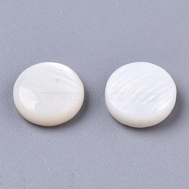 Natural Freshwater Shell Cabochons(X-SHEL-S276-82B-83)-2