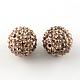 Resin Rhinestone Beads(X-RESI-S315-16x18-05)-1