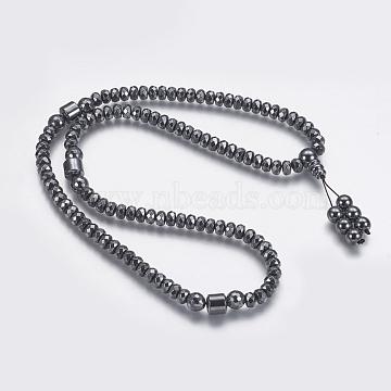 Hematite Necklaces