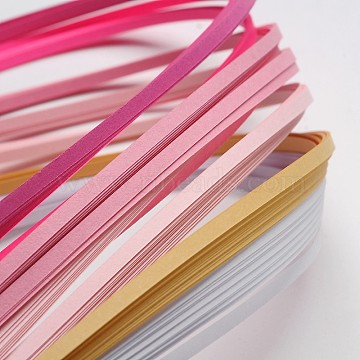 3mm Quilling Papers Spring Colours