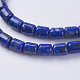Natural Lapis Lazuli Beads Strands(G-I185-06-5x6mm)-3