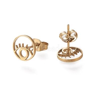 304 Stainless Steel Jewelry Sets(X-SJEW-I202-40G)-4