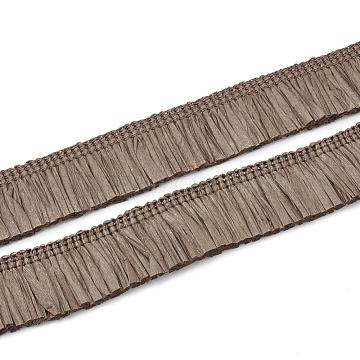 Paper Tassel Fringe Trimming, Saddle Brown, 27~29mm; about 25m/bag(FIND-S270-01Q)