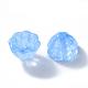 Transparent Baking Painted Glass Beads(X-DGLA-T002-08E)-2