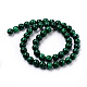 Synthetic Malachite Bead Strands(X-G-Q462-57-8mm)-3