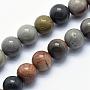 Round Ocean Jasper Beads(X-G-G716-03-10mm)