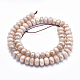 Electroplate Natural Sunstone Beads Strands(G-K256-18C)-2