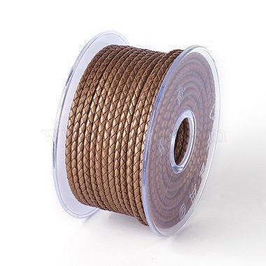 Braided Cowhide Cord(WL-I003-3mm-B-10)-2