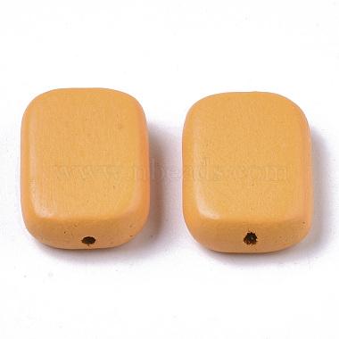 perles de bois naturel peintes(X-WOOD-R265-07I)-2