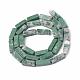 Natural Qinghai Jade Beads Strands(G-S321-003)-2