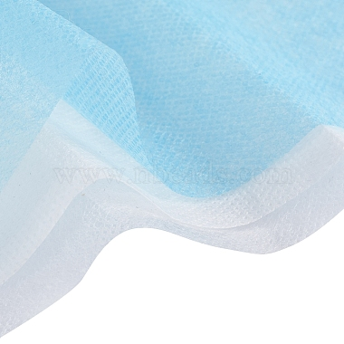 3 Layer Non-Woven Fabric Kit for DIY Mouth Cover(AJEW-WH0105-29A)-2