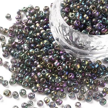 3mm DarkGray Glass Beads