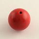 Round Cinnabar Beads(CARL-Q002-8mm)-1