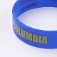 Silicone Wristbands Bracelets(BJEW-K168-01M)-2