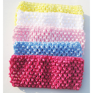 Cotton Elastic Baby Headbands, for Girls, Hair Accessories, Mixed Color, 300x70mm(OHAR-S197-045)