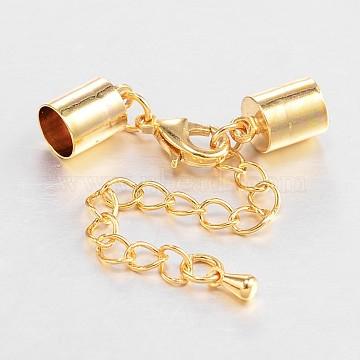 Golden Brass Terminators