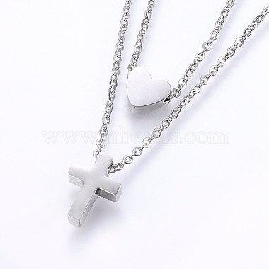 304 Stainless Steel Jewelry Sets(X-SJEW-O090-34P)-3
