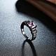 Trendy Brass Finger Rings(RJEW-BB17811-8B)-4