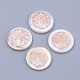 Freshwater Shell Cabochons(X-BSHE-S622-01)-1