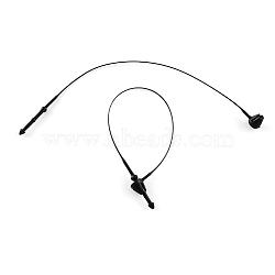 attaches de câble pp, attaches autobloquantes, liens zip, noir, 180 mm(TOOL-R023-180mm-01A)