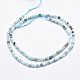 Natural Larimar Beads Strands(G-K256-57A)-2